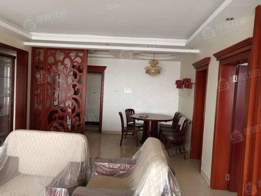 鸿韵嘉苑2室2厅1卫120㎡