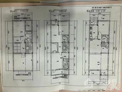 中堂别墅3室2厅4卫202㎡