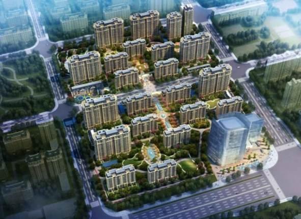 石家庄12大项目获标准地名!涉及融创时代中心、上雍华庭等