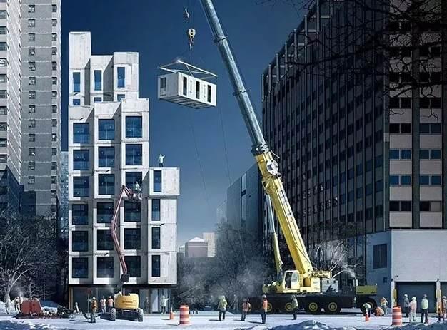 石家庄再添装配式建筑?福美观山项目4栋楼通过专家评审